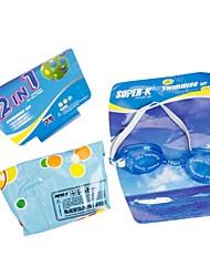 Super-K Óculos de Natação Crianças Anti-Nevoeiro / Á Prova-de-Água / Tamanho Ajustável / Anti-Estilhaços / Correira Anti-EscorregarGel