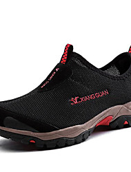 Men's Water Shoes Shoes Tulle Wading shoes Water Shoes Upstream shoes Trail Running Surfing Shoes Gray/Black/Green