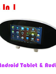 android 4.4 1g + 8g 2in1 smart media player J100 tv bluetooth bluetooth 4.0 wifi usb hôte, tf hdmi appareil photo 2,0 mp