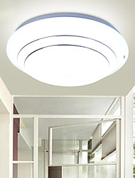 30CM Contemporary And Contracted 5730 Chip Round Button To Absorb Dome Light LED Lamp