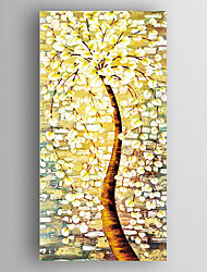 Oil Painting Flowers Hand Painted Canvas with Stretched Framed