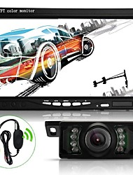 Rear View Camera - CMOS PC1030 1/4 polegadas - 170° - 480 Linhas TV