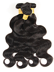 3pcs lot Mongolian Virgin Hair Body Wave Unprocessed Mongolian Virgin Hair Human Hair Weave Mongolian Hair Extension