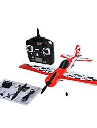 nova wltoys atualizados f929a 2,4 g de 4 canais rc avião avião de controle remoto brinquedos ao ar livre