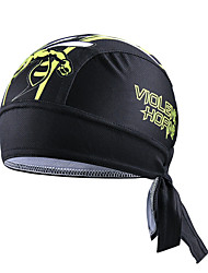 Cycling Cap Bandana/Hats/Headsweats Bandana BikeBreathable Quick Dry Ultraviolet Resistant Anti-Insect Antistatic Limits Bacteria Ultra