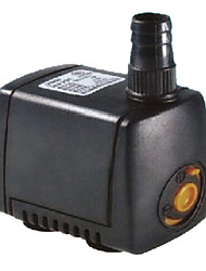 8W Plastic Water Pumps for Fish Aquarium 220-240V/50~60HZ