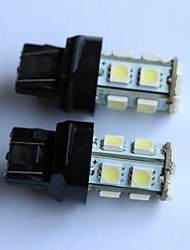 H1/H3/H4/H7/H8/H11/9005/9006 5050-13SMD(L) Car Fog Light White Blue Red Yellow