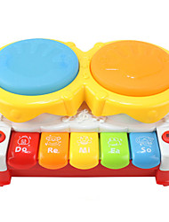 Hand Drum Light Up Multi-function Plastic Colourful Music Toy