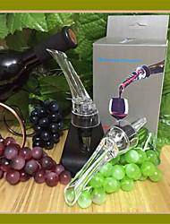 olecranon Dekanter Acryl Wein Ausgießer schnell Dekanter Weinset