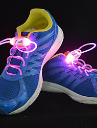 Cool Dazzle Colour LED Dancing Shoelaces