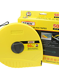 REWIN® TOOL Top Grade Fiberglass Tape With ABS Material 50m
