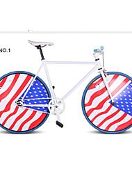 """motos artes tl ™ 700c fixa * 17 """"* 52 centímetros bicicleta bicicleta de estrada colorido da bicicleta 13 cores bicicletas cidade rodas"""