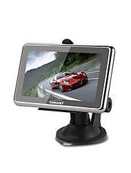 "Car 4.3"" Touch Screen GPS Navigation FM RAM 128MB 8GB+Eastern Europe Map-EU charger"