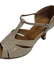 Women's Customized Hell Latin Shoe Open Dance Shoe Salsa Ballroom Shoe More Colors