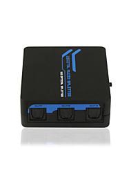 SPDIF / Toslink цифровой оптический аудио 1x5 сплиттер в.п. ГЦК рош сертифицирована