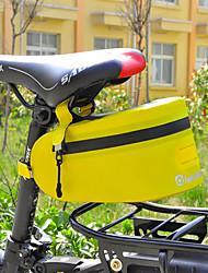 Hydraknight® Fahrradtasche 2LLFahrrad-Sattel-BeutelWasserdicht / Regendicht / Wasserdichter Verschluß / Reflexstreifen /