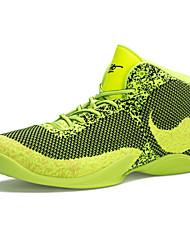 Кеды(Желтый / Красный) -Муж.-Баскетбол / Спорт в свободное время