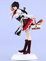 Shining Hearts: shiawase pas de jouets pan neris modèles de figurines 20cm anime poupée jouet