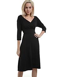 Women's Casual Dress Good Quality Fashion Plus Size Dress