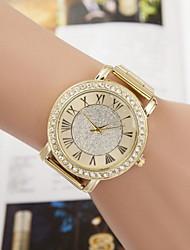 Women's Fashion Quartz Wrist Fashion Watch Alloy Band Cool Watches Unique Watches