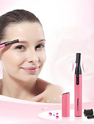 Trimmers & Clippers Feminino Rosto / Corpo / Axila Elétrico Design Ergonómico Barbeador Seco Aço Inoxidável Touch Beauty