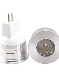3W MR11 350LM lâmpada de luz LED spot lights (12v)