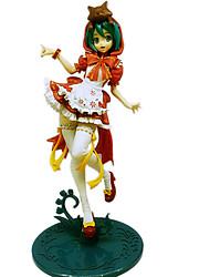 Figuras de Ação Anime Inspirado por Vocaloid Hatsune Miku PVC 23 CM modelo Brinquedos Boneca de Brinquedo