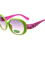 Kids New Fashion Cute Round UV Protection Sunglasses (Random Color)