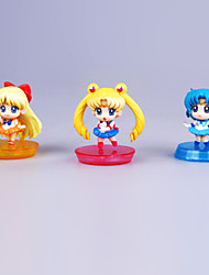 Sailor Moon Andere 5CM Anime Action-Figuren Modell Spielzeug Puppe Spielzeug