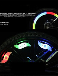 4 Colors Multi-Color Kids Bike Bicycle Light Cycling Spoke Wire Tire Tyre Wheel LED Bright Lamp 1 pc