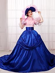 Costumes-Déguisements de princesse / Déguisements thème film & TV-Féminin-Halloween / Noël / Carnaval / Nouvel an-Robe / Chapeau