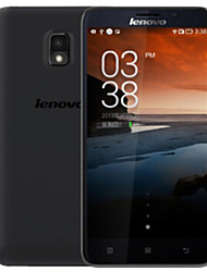 "A850+ 5.5 "" Android 4.2 3G-Smartphone (Single SIM Octa Core 5 MP 1GB + 4 GB Schwarz / Weiß)"
