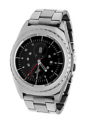 g4-s смарт-часы, монитор сердечного ритма / трекер сна / громкой звонки / смс управления для андроид мобильных телефонов