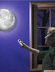 в помещении под стены луна лампа с дистанционным управлением расслабляющего целебной светом луны