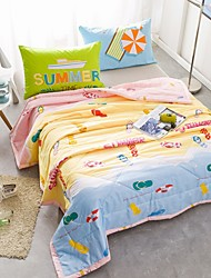 Betterhome Cool Summer Air Conditioning Cotton Quilt  Summer Quilt  Shams  Bedding Sets