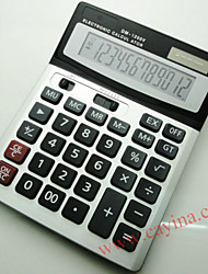 1PC Solar Computer Office Business Calculator(Style random)
