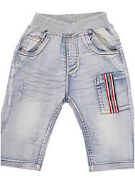 Pantaloni Maschile Estate / Primavera Cotone