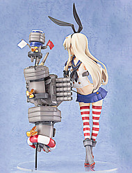 Kantai Collection Anime Action Figure 24CM Model Toys Doll Toy