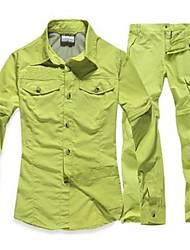 Randonnées Ensemble de Vêtements/Tenus Homme Etanche / Respirable / Résistant aux ultraviolets / Vestimentaire Printemps / EtéS / M / L /