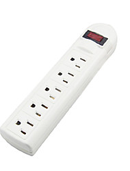 Power Supply American Power Strip Inserted Row Multi-Functional without Cable Socket