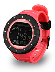 Youngs ps1502 juvenil inteligente reloj deportivo bluetooth