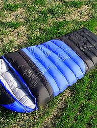Saco de dormir Tipo Múmia Solteiro (L150 cm x C200 cm) -5 Penas de Pato 220X80