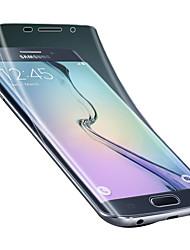 для Samsung Galaxy S6 края плюс протектор экрана высокого качества материал HD мягкий протектор экрана s6 края