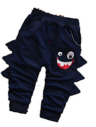 Boy's Cotton Pants,Summer