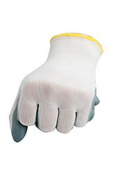 giardino guanti bianchi