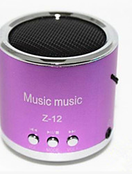 Portable Card Mini Speaker Subwoofer On Mobile Phone USB Mini Audio Player MP3 Radio