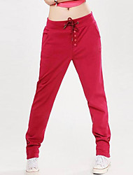 Women's Solid Red / Black / Gray Active / Harem Pants,Work / Casual / Day