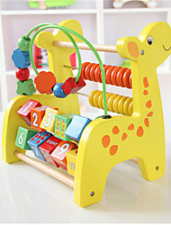 Multifunctional Version of Giraffe Computing Frame for Children to Learn Arithmetic Development  Romdon Color