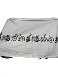 Motorcycle Bicycle Dust Cover Cycling Rain And Dust Protector Cover Waterproof Protection Garage