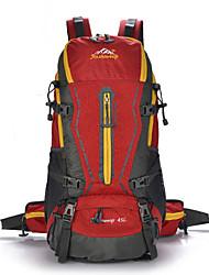 45 L sac à dos Camping & Randonnée Etanche Compact Multifonctionnel